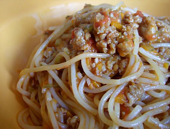 Jamie's 30 minute meals - Jools' pasta