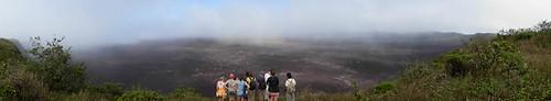 Cierra Negra Volcanic Crater by melbergink