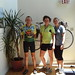 <b>Keith, Gena, Anna</b><br />&nbsp;7/29/2011  Hometown: Perkins, OK  Trip: From Bar Harbor, ME to Portland, OR