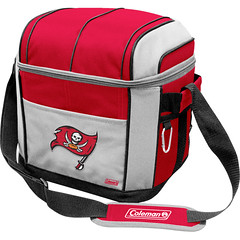 Tampa Bay Buccaneers Coleman 24 Pack/Can Cooler Bag