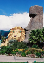 MGM - Las Vegas - circa 1993 (scb.mypics) Tags: vegas vacation usa gambling america desert lasvegas nevada tourist 1993 nv mgm mobsters ratpack bugsymalone desertcity touristdestination circedusoliel