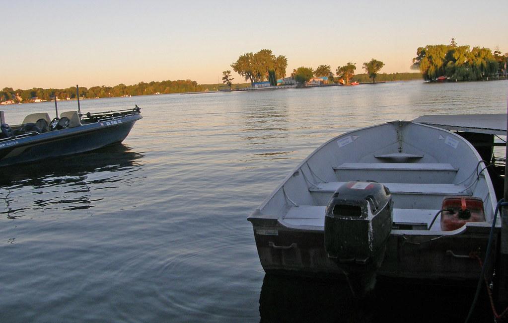 2 boats,  Deephaven