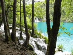 Plitvika Jezera (v zsofia) Tags: park lake waterfall viz plitvice jezera tavak plitvika vizeses