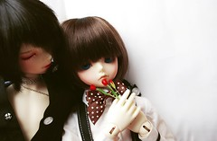 Rose (NekozawaJin) Tags: rouge azure sleepy luts ani pado kdf dollmore