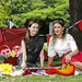 Vodafone and Electric Picnic Partner Up and Support a Wheelie Good Cause - Sharon Corr and DJ Sally Foran