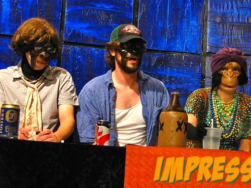 Impress These Apes Season 6 Show 4