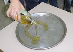 teglia olio