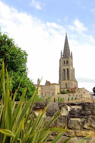 Saint Emilion, Francia by Rufino Lasaosa