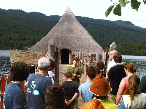 Crannog Centre Tour Group
