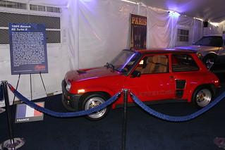 The Cars 2 World Grand Prix Attraction at the El Capitan