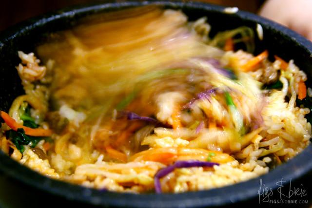Dolsot Bibimbap, Min Sok Chon