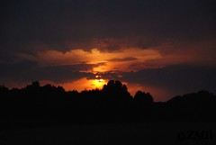 Settling Effect (ZVMII) Tags: nc sunsets greensboro summerevenings