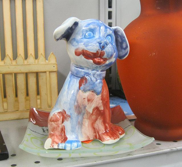 Emotionally disturbed ceramics on parade