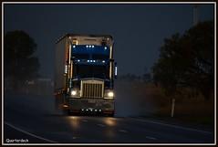 Kenworth T404 SAR (quarterdeck888) Tags: wet trucks sar kenworth jerilderie bdouble t404 k108 t404sar worldtruck