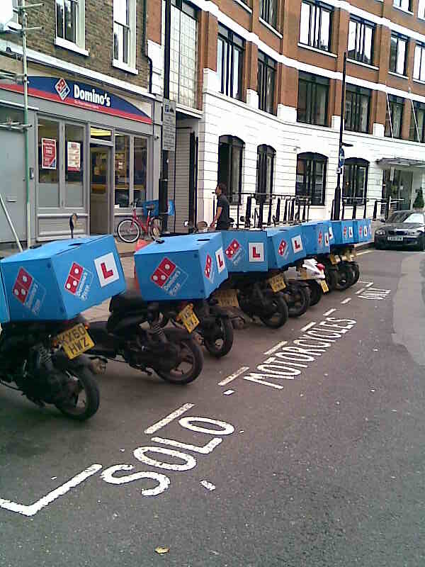 bare dominos