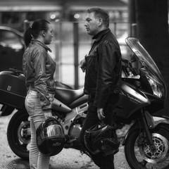 Biker Chat
