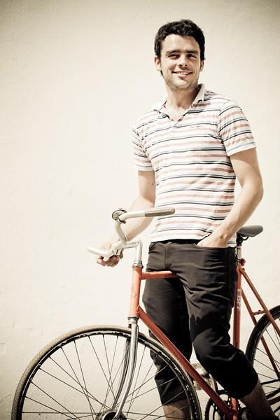 A Bicicleta - Felicidade entre as Pernas!