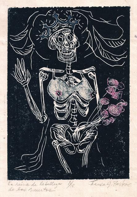 La Reina de la Belleza de los Muertos