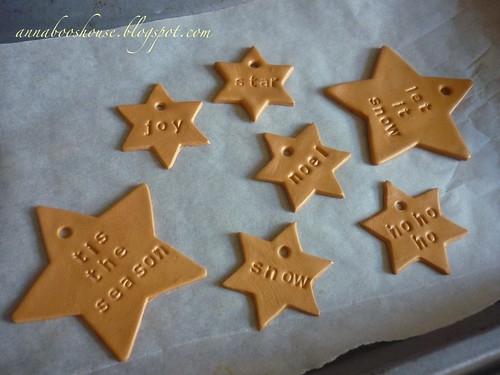 Stars and crochet