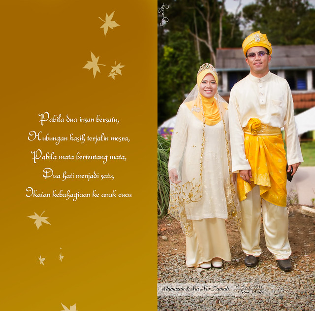 Shumizan & Siti Nor Zainab