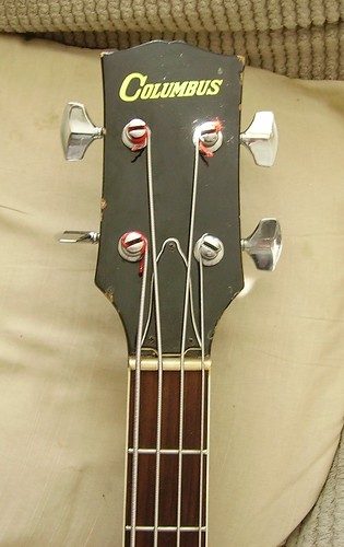Columbus EB-3 copy headstock 2