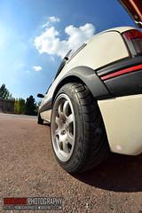 Peugeot 205 GTI PTS Speedline SL434 (rokusho09) Tags: sport rouge gris sticker miami corse yo hangar 1600 bleu 1900 flush gti sorrento blanc graphite peugeot jdm futura talbot hella 205 speedline pts meije vtec vallelunga fatlace hellaflush speedhunters sl434
