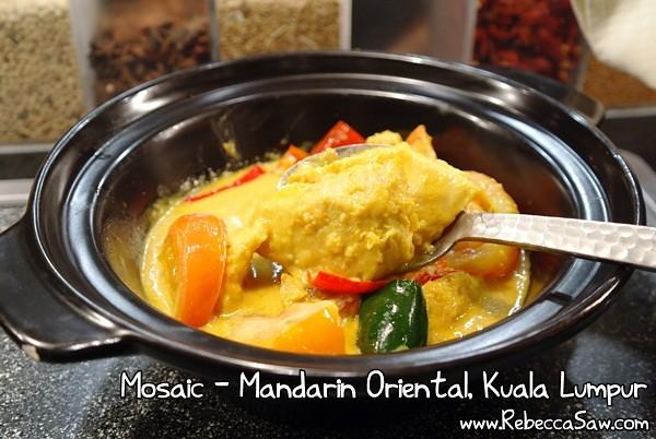 Mosaic- Mandarin Oriental, Kuala Lumpur-12