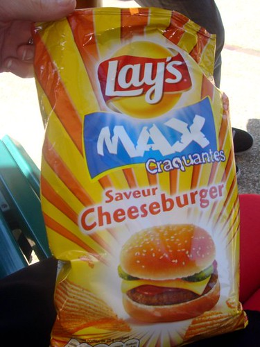 Lays Cheese Burger Chips