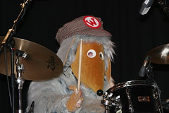 Glastonbury Festival 2011: Bungo of the Wombles