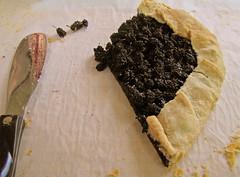 Rustic Mulberry Pie