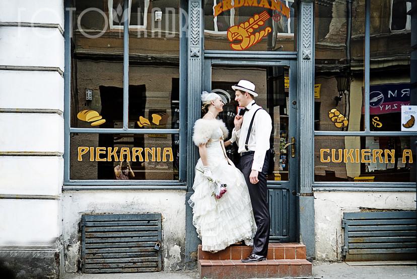 fotografie  ślubne w Toruniu
