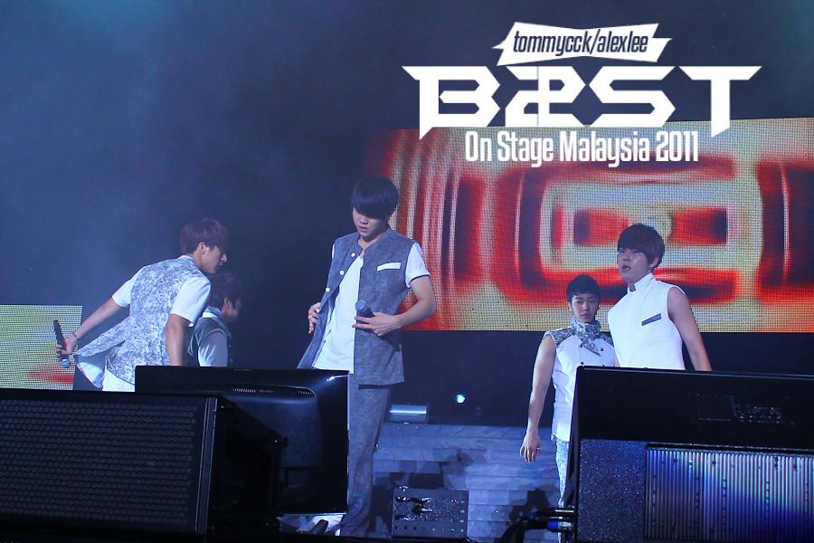 B2ST Fan Meeting Asia Tour -Malaysia