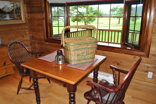 Nelson's Cabin at Rowena's Inn on the River