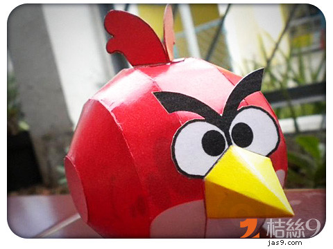 paper-angry-red-bird-2