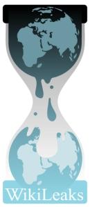 wikileaks's logo