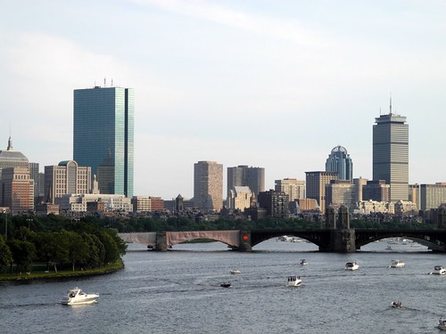Over the Charles
