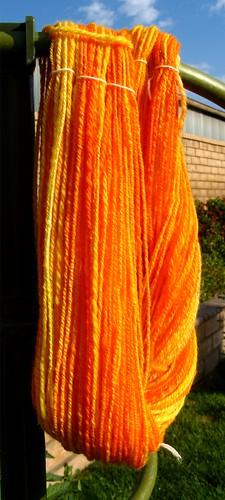 CMF Perendale yarn 08