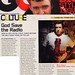Steve Jones GQ in Keanan Duffty T-Shirt