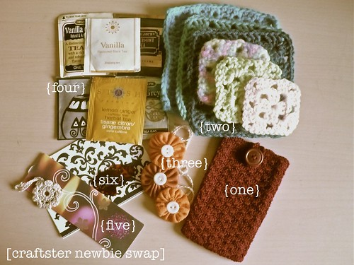 Craftster Newbie Swap