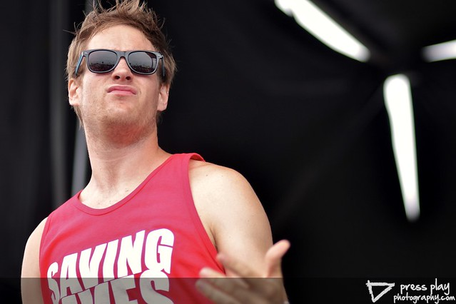 Warped Tour 2011 - MC Lars and Weerd Science