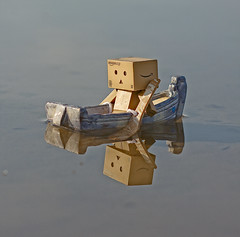 Row row row your boat Danbo (.OhSoBoHo) Tags: ireland sea cute love toy japanese robot boat ship sweet manga mini kawaii pearl sailor theshins blackrock countydublin irishsea rowrowrowyourboat yotsuba danbo amazoncojp bd sealegs pearllucia danboard  danboru ohsoboho amazoncardboardrobot sailordanbo