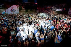 Crowd at Dance Arena #EXIT2011