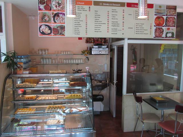 Tikki Flavours of India, Bangkok, Thailand