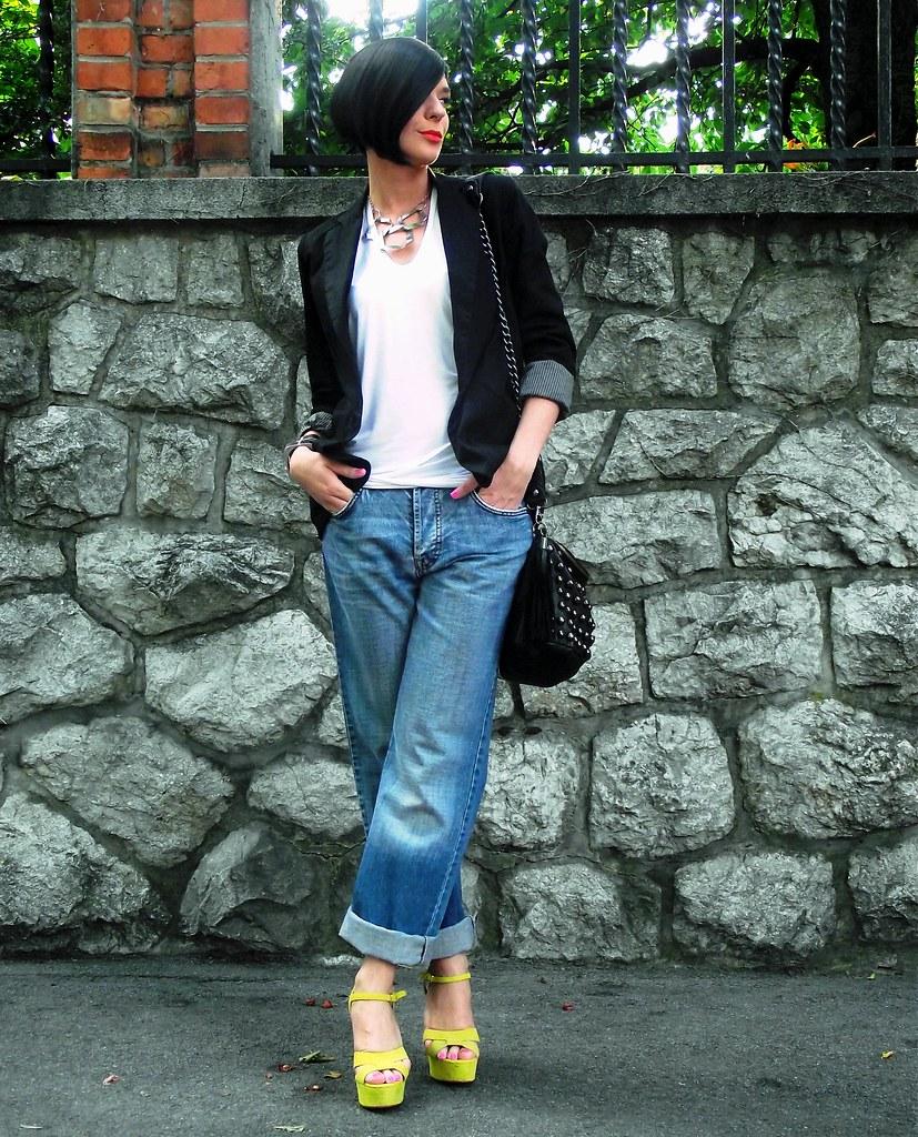 Volim moje boyfriend jeans!