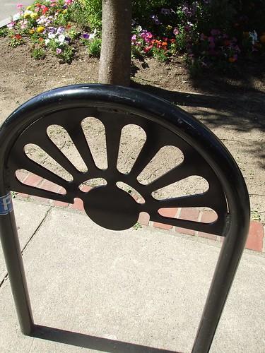 The official Salem Bike Rack(tm)