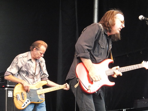 Jim Suhler and Monkey Beat at Ottawa Bluesfest 2011