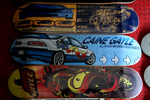 Caine Gayle Skateboards by GCRad1