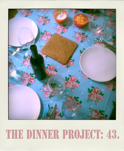 the dinner project: kw 27.