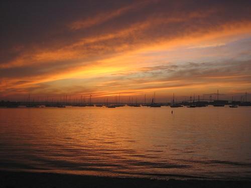 newport sunset 4