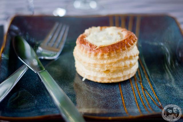 Pork Vol-au-vent Pastry